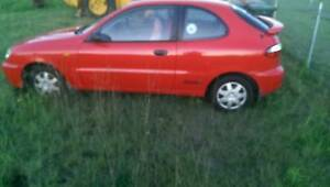 2000 Daewoo Lanos Hatchback Beaudesert Ipswich South Preview