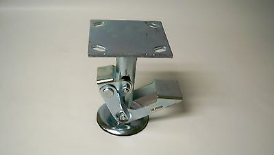 New Albion 16lf0680 16 Series Floor Lock 6 Caster 7-14 Caster Height