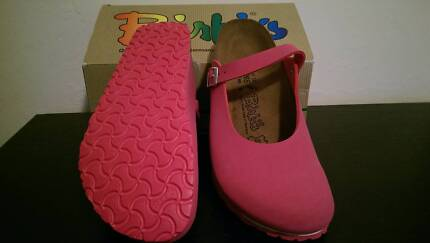 Birki's Women's Kassey Clog - Size 41N L10 M8 – Pink Vaucluse Eastern Suburbs Preview