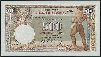 Ro.609 500 Dinara 1942 (1)