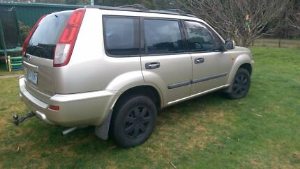 Priced for Quick Sale!! 2002 Nissan X-trail Wagon Manual 4WD SUV Port Sorell Latrobe Area Preview