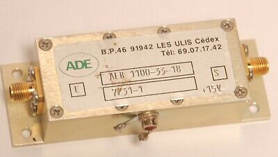 RFT sf225 Si NPN HF amplificateur type 500 MHz 40 V 200 mW Transistor 10x org