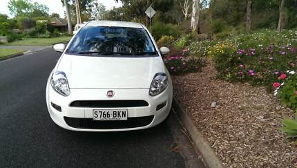 2013 Fiat Punto Hatchback Highbury Tea Tree Gully Area Preview