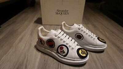 BRAND NEW, 100% Authentic::Alexander McQueen Oversized Sneakers Men's size 9/9.5