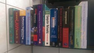 UNI TEXTBOOKS: Business, Computing, Accounting, HR, Management... Dee Why Manly Area Preview