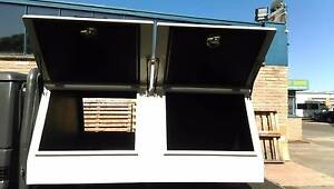 Ute Tradesman Toolbox Canopy Kilkenny Charles Sturt Area Preview