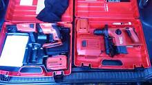 Brand new Hilti cordless hammer drill and collated screw gun kit, Box Hill Whitehorse Area Preview