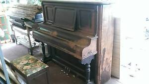 Early 1900's Vintage Piano from Kalgoorlie, WA Applecross Melville Area Preview