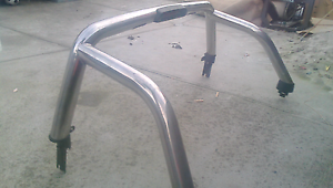 Chrome roll bar excellent condition Werribee Wyndham Area Preview