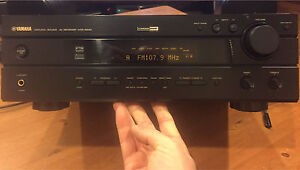YAMAHA HTR-5540 Stereo Surround Sound Receiver