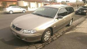 2002 Holden Commodore Wagon Brunswick East Moreland Area Preview