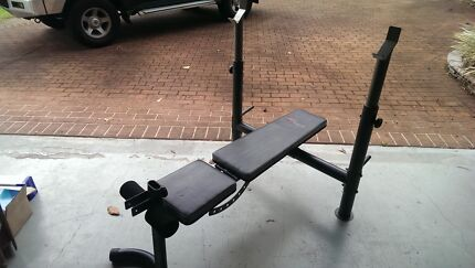 Celsius CX360 Deluxe Weight Bench Alfords Point Sutherland Area Preview