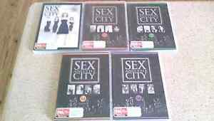 Sex and the City Box Set Craigmore Playford Area Preview