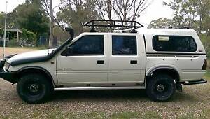 1997 Holden Rodeo Ute Cockatoo Valley Barossa Area Preview