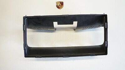 BMW e38 Bumper NEW Set Cover New Air Duct front below right left 8150449 8150450