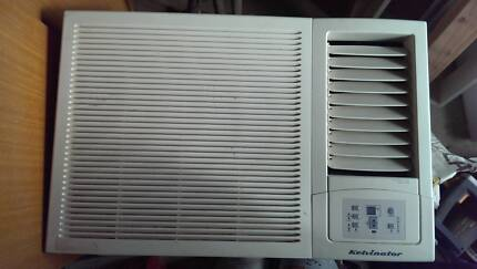 Kelvinator Window / Wall AirConditioner - Heating / Cooling $350 Oxley Vale Tamworth City Preview