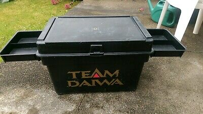 Team Diawa Fishing Seat Box