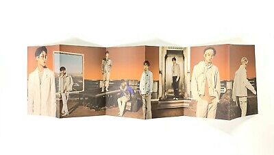 [NCT2020] Resonance Pt.1 / Official Folded Poster / Future Ver. - Winwin~Jaemin