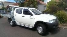 2008 Mitsubishi Triton Daceyville Botany Bay Area Preview