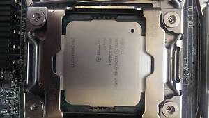 2 x 2.3 GHZ E5-2650V3 XEON CPUS with MOTHERBOARD & 64 GB RAM Tingalpa Brisbane South East Preview