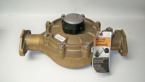 "*NEW* Badger M170 Bronze Disc Series Water Meter 2"" Mechanical"