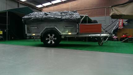 All Galvanized, Independent suspension PMX Off Road Camper NEW Wanneroo Wanneroo Area Preview