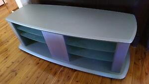 TV stand with component shelves St Ives Chase Ku-ring-gai Area Preview