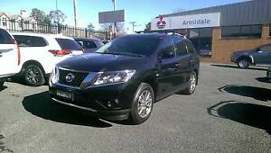 MY15 Nissan Pathfinder R52 ST Wagon XTRO Uralla Uralla Area Preview