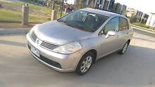 2006 Nissan Tiida ST-L - 68,000KM - REG - RWC - DRIVE AWAY! Coburg North Moreland Area Preview