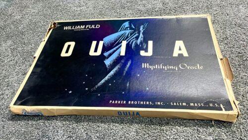 Vintage William Fuld QUIJA Mystifying Oracle Game Complete! Nice!