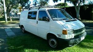 1998 Volkswagen Transporter Van/Minivan Heidelberg Heights Banyule Area Preview