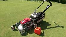 BRAND NEW HONDA HRU196M1 MULCH AND CATCH LAWN MOWER Mount Colah Hornsby Area Preview
