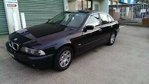Excellent low klm 2003 BMW 525I E39 - MAKE AN OFFER..! URGENT..!! Padstow Bankstown Area Preview