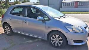 2007 Toyota Corolla Hatchback Blue Stock #1691 Lota Brisbane South East Preview