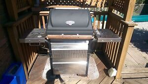Natural Gas Charbroil BBQ