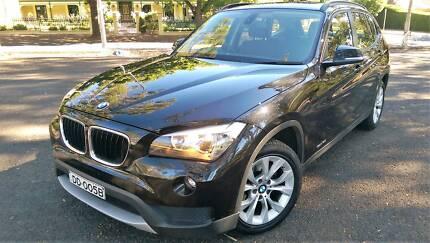 2013 BMW X1 sDRIVE E84 LCI