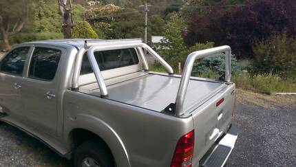 Hilux Roll Top & Sports Bars Monbulk Yarra Ranges Preview