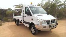 2010 Mercedes-Benz Sprinter 4x4 316 CDI MWB Cab Chassis. Maggea Loxton Waikerie Preview