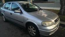 2001 Holden Astra Sedan Caulfield North Glen Eira Area Preview