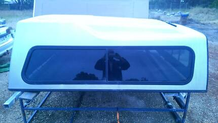 FLEXIGLASS TRAYBACK UTE CANOPY Victor Harbor Victor Harbor Area Preview