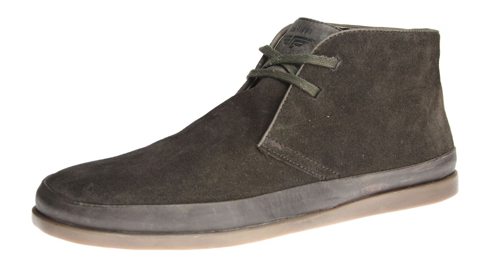 Red Tape Jagger Brown Lace Up Chelsea, Ankle Boots Desert Suede Mens