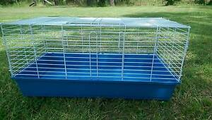 ❤100cm indoor cage rabbit mini lops guinea pigs baby chickens $90 Londonderry Penrith Area Preview