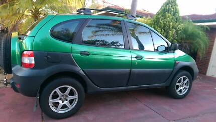 Renault scenic 2001 Willetton Canning Area Preview