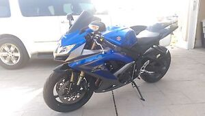 Suzuki GSXR - New condition