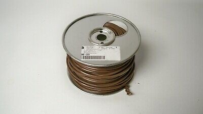 New Southwire 553050407 Brown Thermostat Wire 18 Awg 250