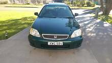 1998 Honda Civic Sedan - 6 Months Rego Fairfield West Fairfield Area Preview