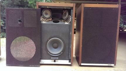 Bose 601 Series I: quality Old School audio gear!