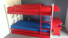 Bunk Bed with a mattress Kyabram Campaspe Area Preview