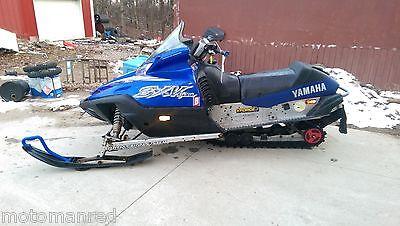 02 YAMAHA 700 pv triple SXViper SX viper SXV Venom 03 04 05 cover complete seat
