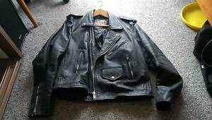 Leather Motorcycle Motorbike Jacket Appin Wollondilly Area Preview